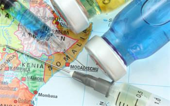 Polio travel vaccination advice updated