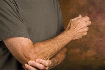 Tennis elbow (lateral epicondylitis)