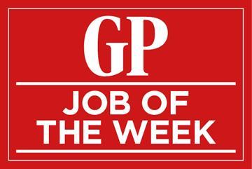 GP Job of the Week: Part-time salaried GP, west London