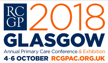 Submit your session ideas for the RCGP Annual Conference 2018