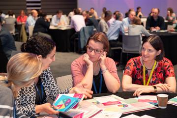 Submit your session ideas for the RCGP Annual Conference 2019