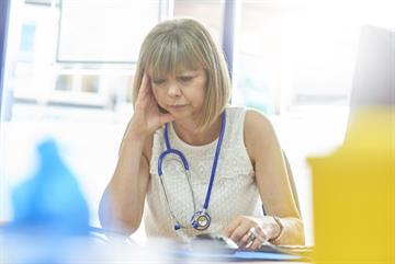 Nine out of 10 GPs face 'high risk' of burnout, BMA survey reveals