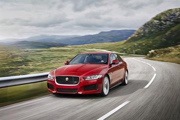 Car review: Jaguar XE comes top of its class