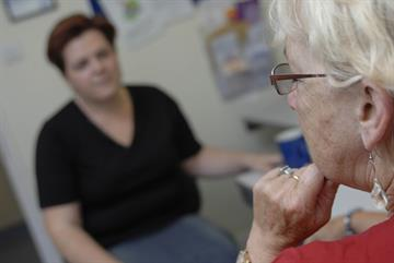 Seeing same GP reduces hospital admissions for older patients