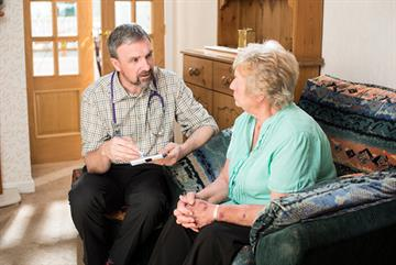 GP dilemma: An intimate examination during a home visit