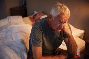 Red flag symptoms: Insomnia