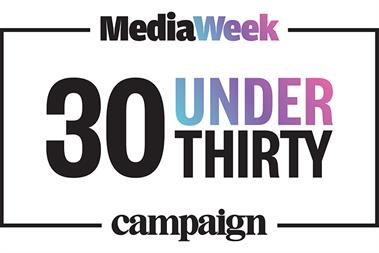 Entries open for Media Week 30 Under 30 2018