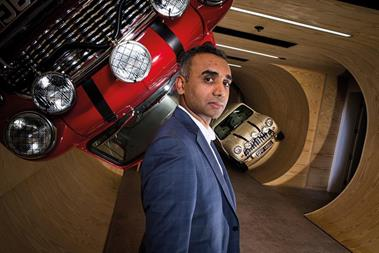 Spotify UK poaches Auto Trader's Patel as head of sales