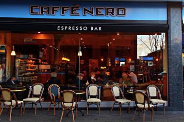 Isobel wins Caffe Nero creative account