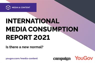 The International Media Consumption Report 2021