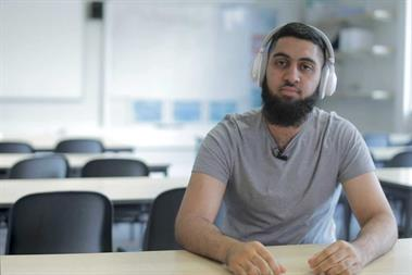 Currys PC World found the perfect pitch for young headphone buyers