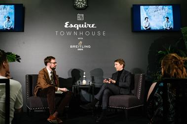 Hearst is bolstering live events as part of new Esquire brand strategy