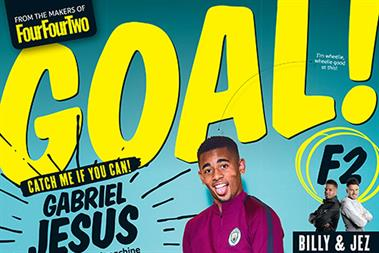 Haymarket launches new print title for young football fanatics