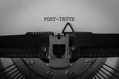 Navigating influence in a post-truth world