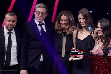 Watch: MediaWeek Awards Winners' interviews