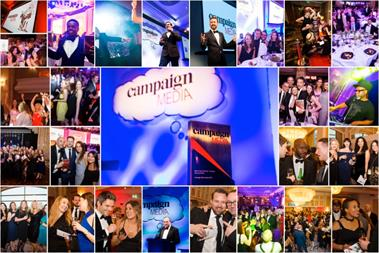 Campaign Media Awards: party night
