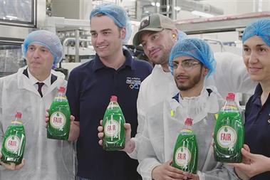 P&G enjoys 7% boost in organic sales