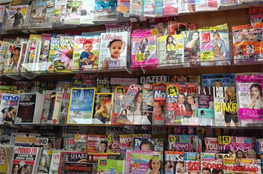 Time Inc among biggest fallers as women's weekly mags tumble 11%