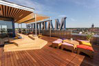 Martell creates rooftop bar in Cognac