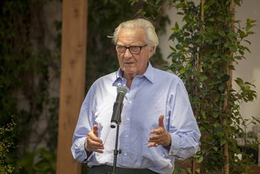 Emotional Heseltine hails 'iconic' Campaign in 50th anniversary bash at Cannes