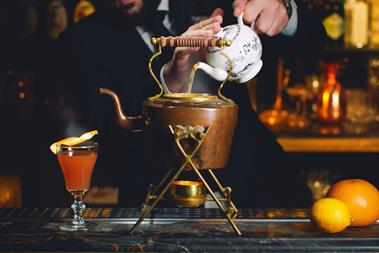 William Grant and Time Out partner for anti-mulled wine event