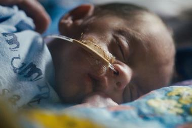 "Pampers ""#PampersforPreemies"" by Saatchi & Saatchi London"