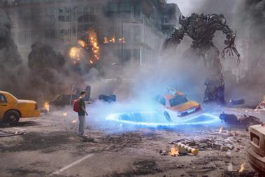 """Sky Q """"Harris and the robots"""" by Sky Creative Agency"""