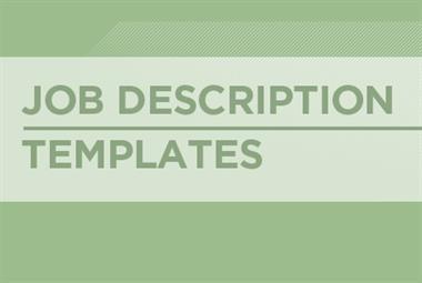 Job description: Prescribing technician