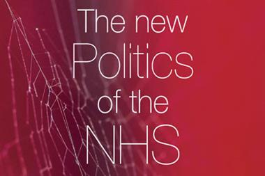 Book Review - Politicians' impact on the NHS
