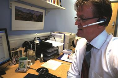 Boosting patient access with rapid response telephone consulting