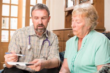 Preparing GP locums to make home visits - a checklist