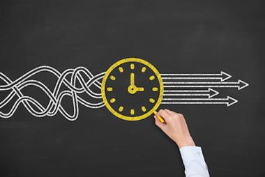 Time management tips to help minimise stress