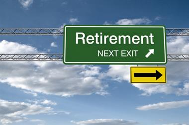 Succession planning for a partner's retirement