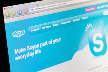 How to set up a Skype consultation service