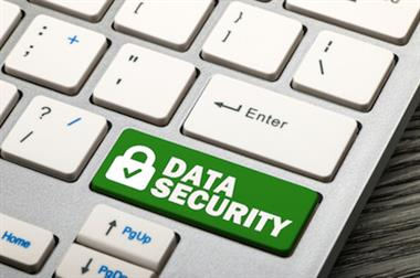 Good practice in data security