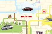 Honda unveils ambitious digital brand drive