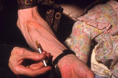 Drug misuse - The risks of intravenous drug use