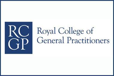 GP consortia should cover 500,000 people, says RCGP