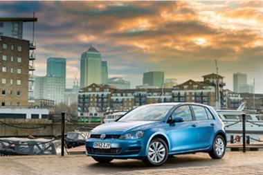 Car review - Volkswagen Golf Mark VII