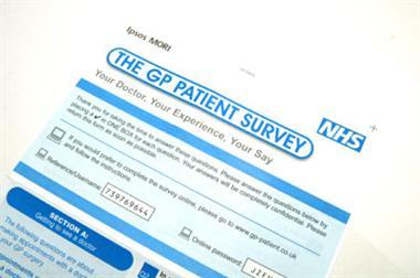 GP patient survey 'misses the point' and should go, says health secretary