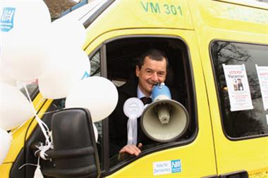 GP election candidate predicts victory in 'NHS privatisation awareness' bid