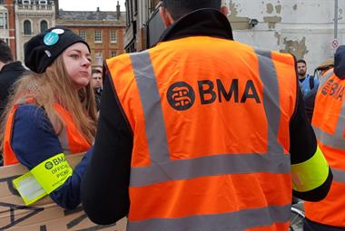 BMA legal challenge over junior doctor contract 'bound to fail' says government