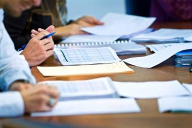 A registrar survival guide... managing paperwork