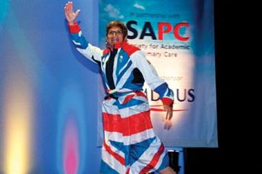 Video: RCGP chair channels Olympic spirit at annual conference