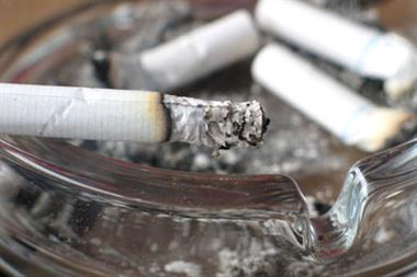 Smoking is 'almost completely absent' from death certificates