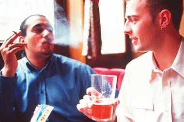 Secondhand smoke primes nicotine receptors in brain