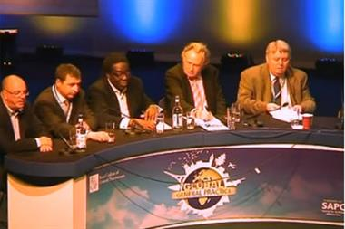 Exclusive video: Full NHS competition debate at RCGP conference