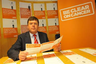 National bowel cancer ads backed by £8.5m