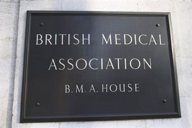 BMA strike 'unlikely' even if backed by members