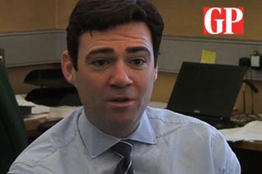 Exclusive video: Burnham explains Labour's 'Drop the Bill' campaign